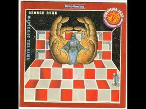 "George Duke "" I Want You For Myself"""