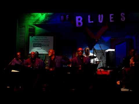 Blind Boys Of Alabama-Down By The Riverside-WWOZ Piano Night
