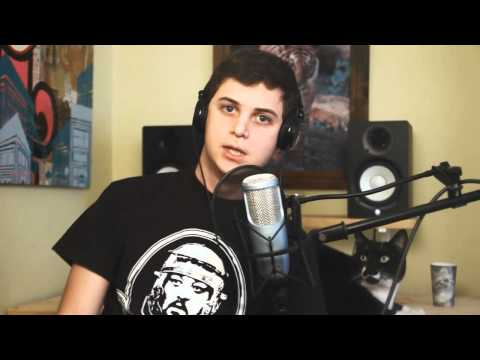 George Watsky VS Artem Loik (??? ??????? ???????)