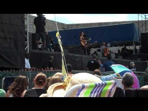 WFUV: Brandi Carlile At Newport Folk Festival 2010