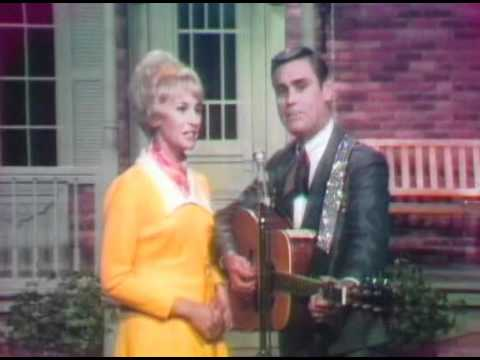 George Jones and Tammy Wynette - Milwaukee Here I Come