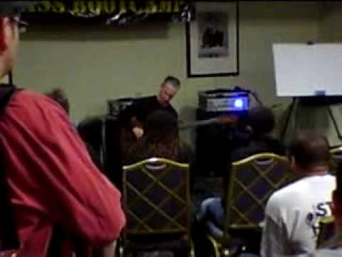 Gerald Veasley`s Bass Camp 2010