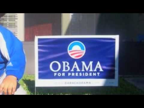 GERRY WILLIAMS JR. for OBAMA