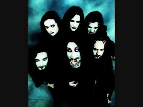 Cradle Of Filth - Her Ghost In The Fog Live (BBC Studios 2005) **RARE**