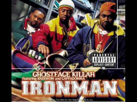 Ghostface Killah - Iron Maiden