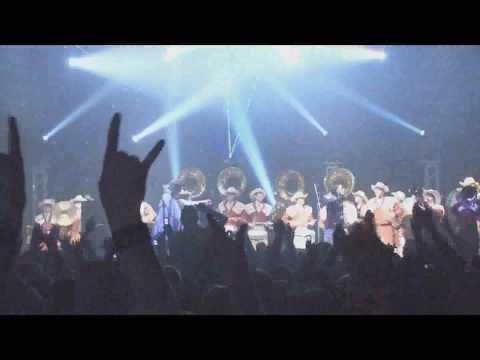 Ghostland Observatory and The UT Longhorn Band