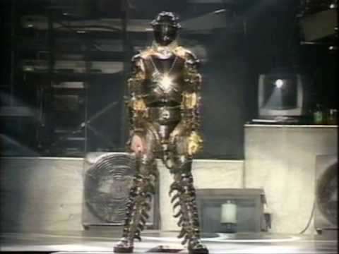 Michael Jackson - Scream, Finland, 1997, History World Tour (HQ)