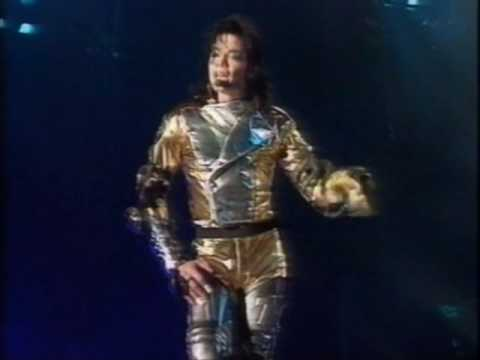 Michael Jackson - In The Closet, Finland, 1997, History World Tour (HQ)