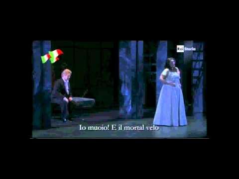 Arrigo! ah, parli a un cuore, Maria Agresta Torino 2011