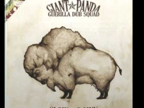 Giant Panda Guerilla Dub Squad - On The Moon