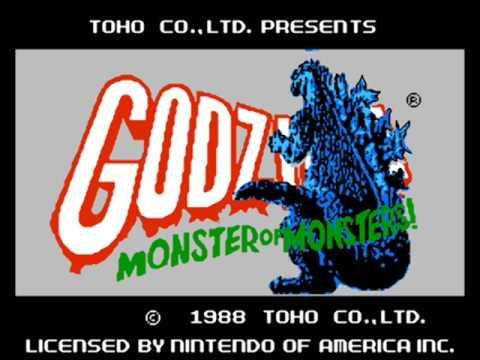 Godzilla NES OST - Boss (Gigan)