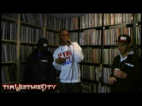 Westwood Crib Sessions - Part 1 Giggs SN1 crew freestyle!