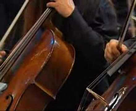 Gil Shaham - Stravinsky Violin Concerto - 2nd Movement