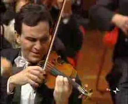 Gil Shaham Bartok 2 Concerto (mov.3 part II)