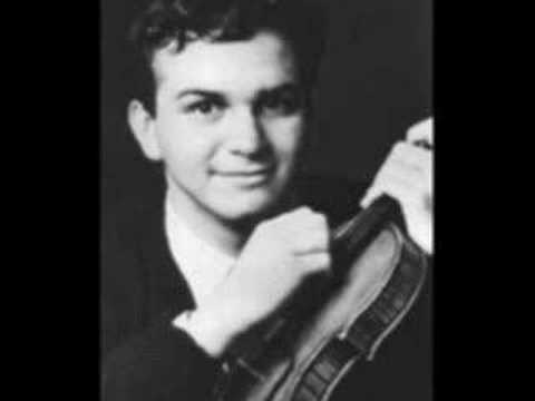 Gil Shaham playing Prokofiev 2nd Concerto