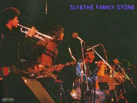 Sly and the Family Stone -The Thing