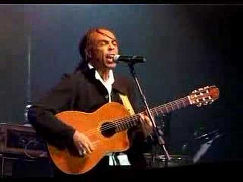 no woman no cry (marley) feat. gilberto gil live