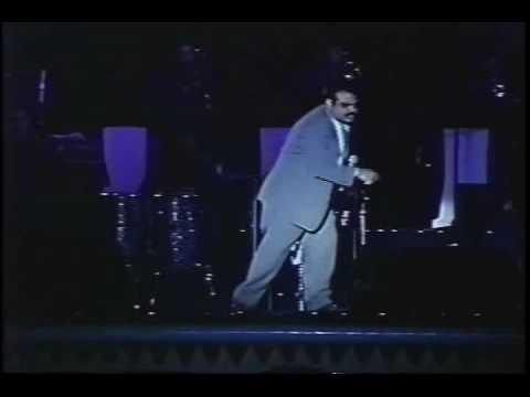 Gilberto Santa Rosa - Vivir sin Ella (en vivo) Perù