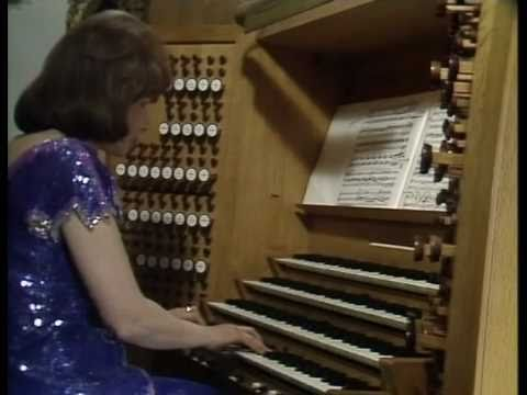 "Gillian Weir - ""King of Instruments"" - Liszt`s ""Prelude and Fugue on BACH"""