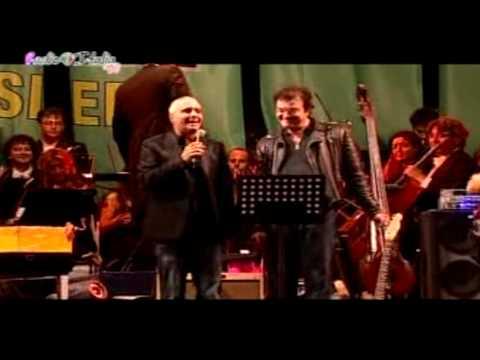Nomadi - Esibizione di Giorgio Panariello a Folgaria 2008 - Parte Prima