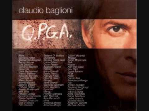 QPGA - Claudio Baglioni - La Paura E La Voglia ( Giovanni Baglioni )