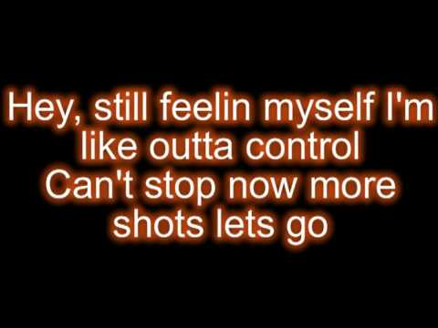 FloRida - Club Can`t Handle Me ft. David Guetta + [ Lyrics On Screen ] - HD/HQ