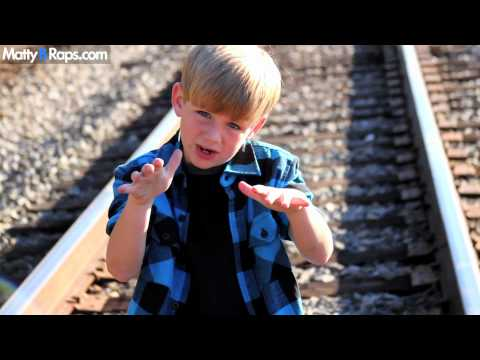 7 Year Old Raps Ke$ha - We R Who We R (Cover/Remix) MattyBRaps
