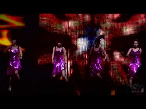 HD Wonder Girls One Night Only & Nobody Tango JYP Tour 09 Part 5