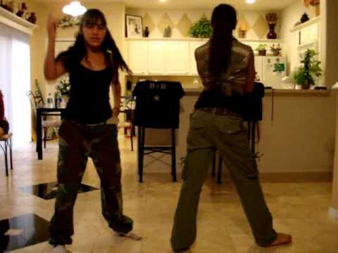 Flo Rida Low & Calabria Hip Hop dance Diamond Girls Practice