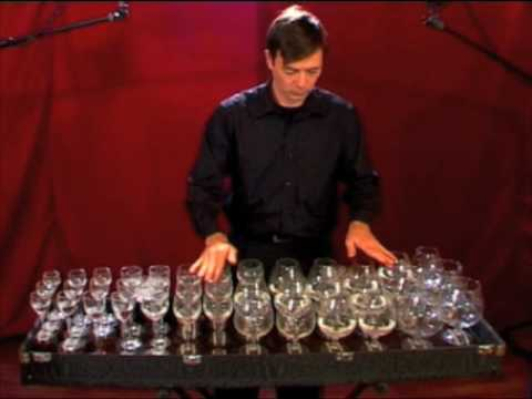 glass harp music-Symphony No.5-LVBeethoven