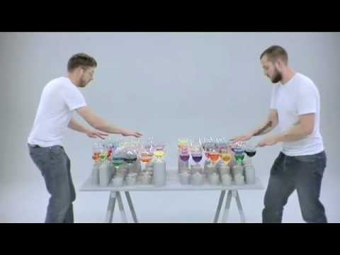 Make a big effort to sound like MTV (Glass harp)