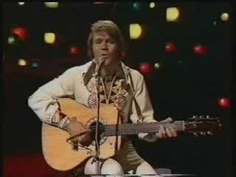 Glen Campbell - Time In a Bottle