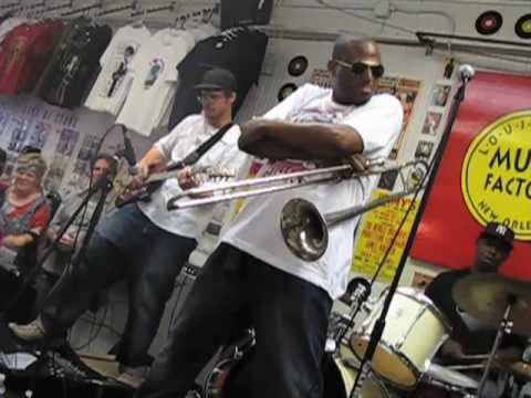 Glen David Andrews ? Basin Street /It`s All Over Now