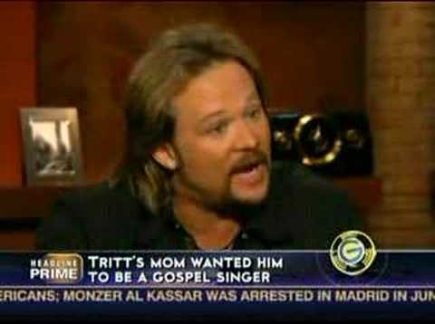 Travis Tritt on Glen Beck Clip 1