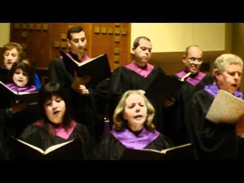 Glenn Mohr Chorale - Blessed Hope - 12.4.10