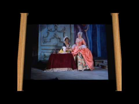 """Sena Jurinac & Graziella Sciutti - WA Mozart """"Le Nozze di Figaro"""" -Sull` Aria-"""