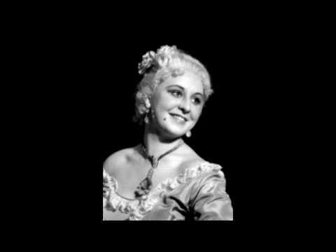 "Sena Jurinac - WA Mozart ""Le Nozze di Figaro"" - Porgi Amor -"