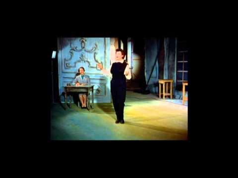 """Sena Jurinac & Elena Rizzieri - WA Mozart """"Le Nozze di Figaro"""" Sull` Aria - Reharsal & Live"""
