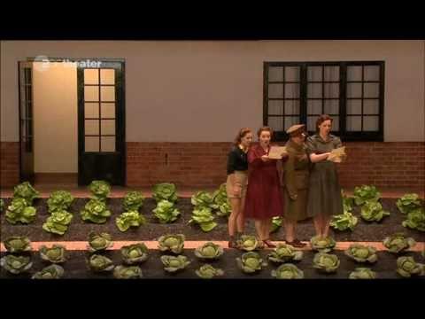 G. Verdi - (2/10) Falstaff - Act I, Scene 1 + 2 (Glyndebourne Festival, LPO, Jurowski)