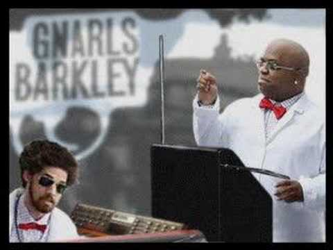 Gnarls Barkley Crazy Theremin Jam