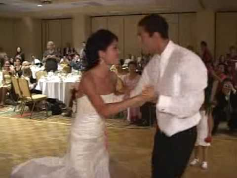 Rina & Nick`s Wedding - CRAZY First Dance