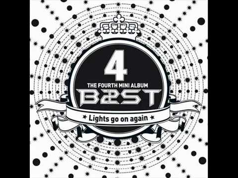 BEAST/B2ST - `Lights Go On Again` MP3 AUDIO [4th Mini Album]