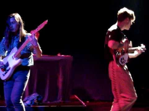 God Damned - Girls (Live @ Lunario, 03.06.10)