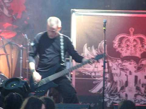 God Dethroned - Poison Fog (Live @ INmusic Festival 2009)
