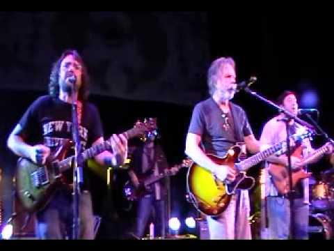 "God Street Wine w/Bob Weir ""Book of Rules"" @ Teatro Carlo Felice, Jam Cruise 9, 1/5/11"