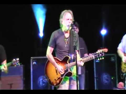 "God Street Wine w/Bob Weir ""The Race Is On"" @ Teatro Carlo Felice, Jam Cruise 9, 1/5/11"