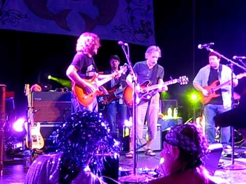 God Street Wine with Bob Weir - Dark Hollow - Jamcruise 9