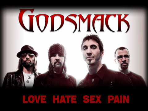 "Godsmack - ""Love-Hate-Sex-Pain"""