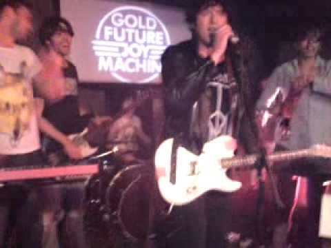 GOLD FUTURE JOY MACHINE