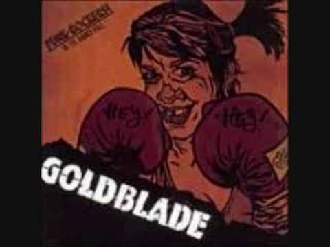 Goldblade - Strickly Hardcore